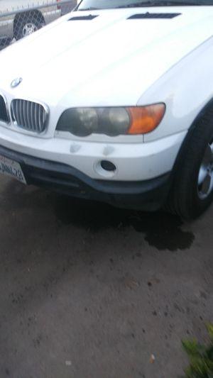 BMW x5 2002 for Sale in Clovis, CA