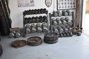 Weights for sale!!! for Sale in Irwindale, CA