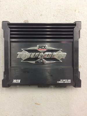 Mtx amp for Sale in Pittsburgh, PA