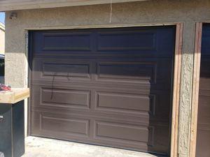 Garage doors brand new for Sale in Vista, CA