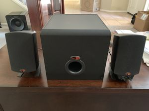 Klipsch ProMedia 2.1 for Sale in San Dimas, CA