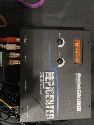 Audiocontrol Epicenter Like New for Sale in Los Angeles, CA