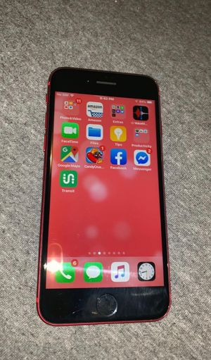 iPhone 8 64 gb Red for Sale in The Bronx, NY