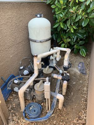 Pentair fns 48 de pool filter for Sale in Peoria, AZ