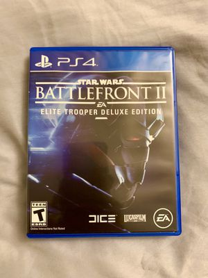 Star Wars Battlefront 2 PS4 Game for Sale in Pacifica, CA