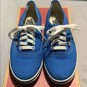 Blue Vans (Size 6.5) Brand New for Sale in Callaway, FL