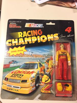 Racing Champions- Ernie Irvan Toy Figure for Sale in Cleveland, TN