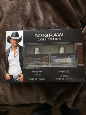 McGraw Collection Men's Cologne for Sale in Bend, OR