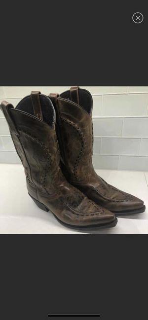 Laredo Men's Laramie Snip Toe Rust Boots for Sale in Dallas, TX