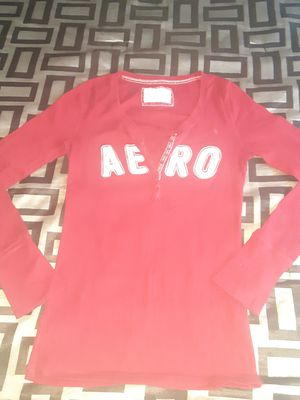 Women's Aeropostale long sleeve shirt size large for Sale in Orlando, FL