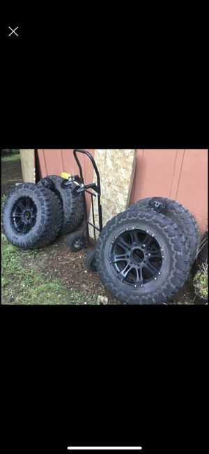 Rims and tires for Sale in Ocean Shores, WA