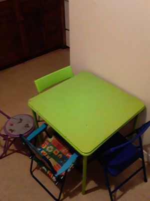 Kid table for Sale in Jackson, MS