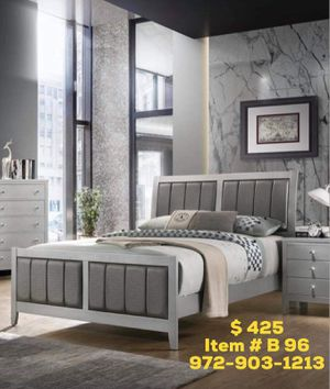 BED🛌INCLUDED MATTRESS (( FREE DELIVERY))📦🚚 for Sale in Dallas, TX