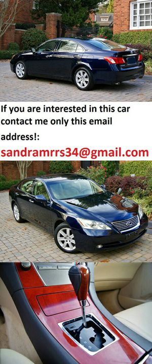 Non-smoker2007 Lexus ES-350 No accidents for Sale in Jersey City, NJ