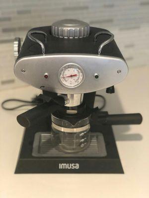 Imusa Espresso and capuccino cofee maker for Sale in Davie, FL