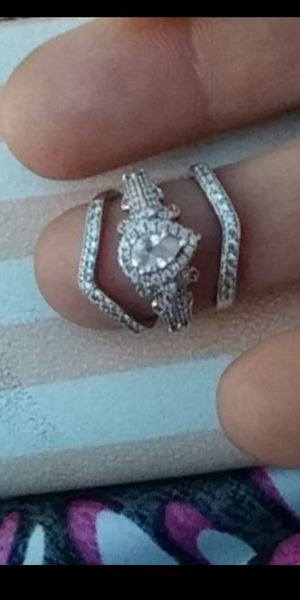 Wedding bands and engagement ring for Sale in Coshocton, OH