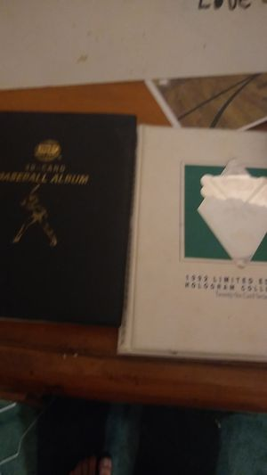 80 card base ball album for Sale in Bartow, FL