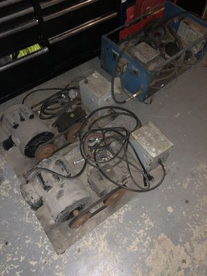 3 industrial pressure washers kat pumps 1500psi used for car wash for Sale in Chicago, IL
