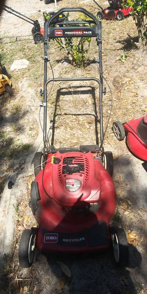 Push mower and self-propelled mower for Sale in Frostproof, FL
