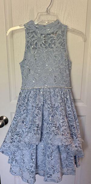 Cinderella theme flower girl dress for Sale in San Antonio, TX