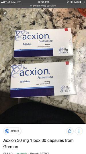 Alguien que venda estas pastillas y en cuanto? for Sale in Dallas, TX