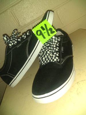 Size 8m9w Vans shoes for Sale in Phoenix, AZ