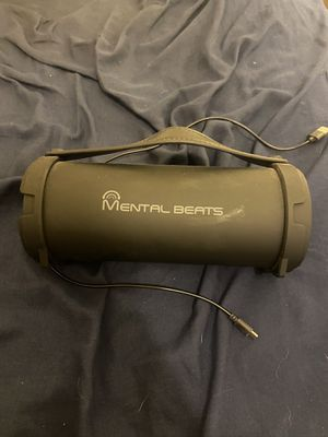 Mental Beats Speaker for Sale in Canton, OH