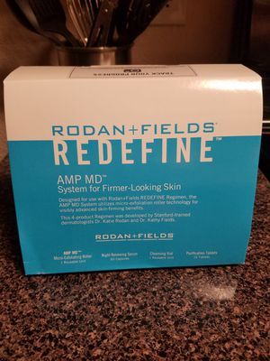 Rodan & Fields AMP MD Redefine Roller System for Sale in San Diego, CA
