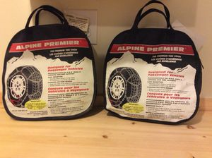 Snow tire chains for Subaru Outback for Sale in Cashmere, WA