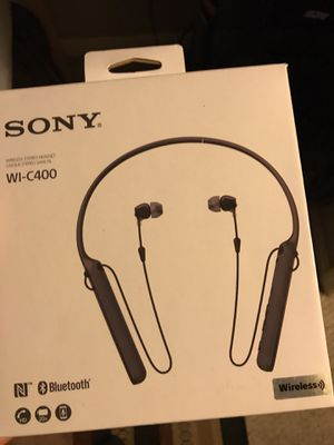 Sony wireless earbuds for Sale in Tampa, FL