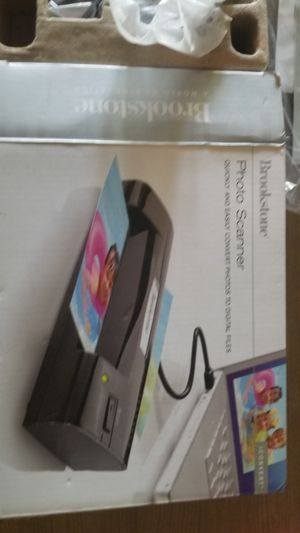 Brookstone Photo Scanner for Sale in Spring, TX