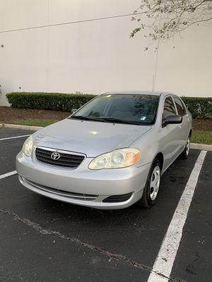 2006 Toyota Corolla Ce for Sale in Orlando, FL