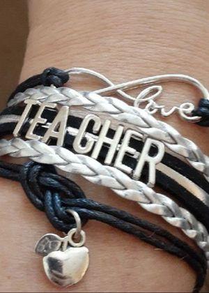 Teacher Charm Bracelet for Sale in Las Vegas, NV
