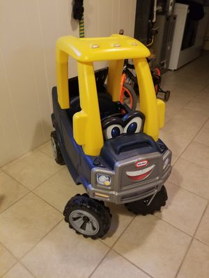 Kids Truck car Little Tikes!!! for Sale in Arlington, VA