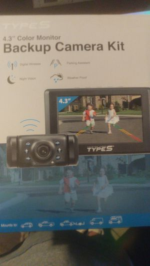 Backup camera Type-S for Sale in Walnut, CA