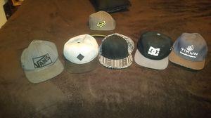 Random hats. Dc/fox/ny/vans for Sale in Spokane, WA