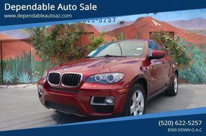 2013 BMW X6 for Sale in Tucson, AZ