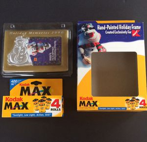 New Old Stock Kodak Holiday Frame 2000 for Sale in San Leandro, CA
