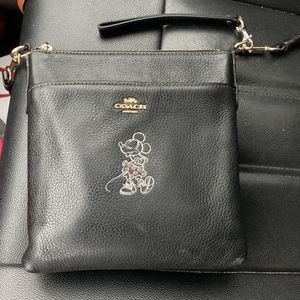 Coach Minnie Mouse purse for Sale in Yorkville, IL