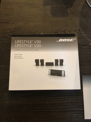 Bose lifestyle system for Sale in Los Angeles, CA