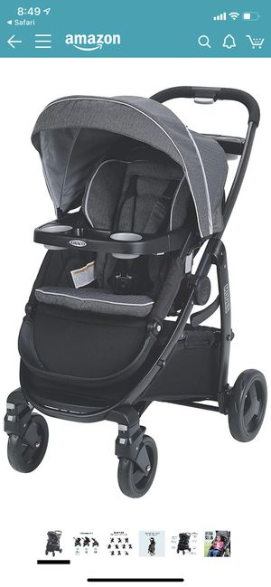 Graco Modes Click Connect Stroller 3 in 1 for Sale in Temecula, CA