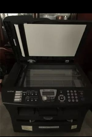 MFC Brother Printer- printer , scanner and fax machine for Sale in Foster City, CA