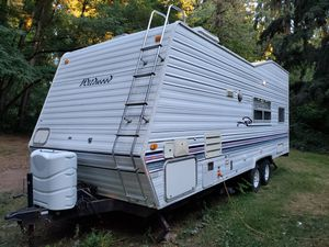 Forest River Wild Wood Travel Trailer Toy Hauler for Sale in Vancouver, WA