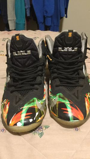 Nike Lebron 11 basketball shoes for Sale in Chelsea, MA