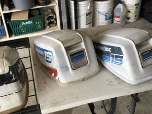 Johnson Evinrude 9.9 and 15 hp engine covers for Sale in Orlando, FL