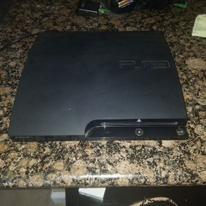 Sony PS3 w/Turtle Beach Headset for Sale in Newark, CA