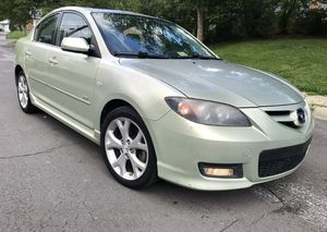 Only $2999 ! 2008 Mazda 3 Touring •• Light Green Color for Sale in Aspen Hill, MD