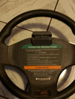 Club Cart Golf Cart Steering Wheel Like New Condition for Sale in Miami,  FL