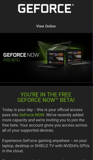 Geforce now account for Sale in San Diego, CA