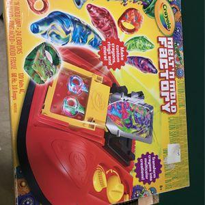 Crayola Melt Mold Kid for Sale in SeaTac, WA